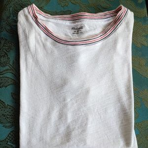 Madewell basic white